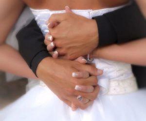 amor, bridal, and romance image