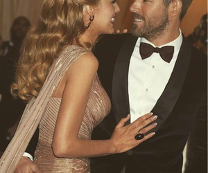 love, blake lively, and couple image