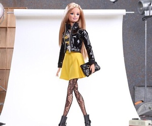 barbie and model image