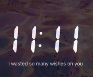 11:11, sad, and text image
