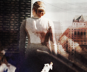Shailene Woodley, divergent, and tris prior image