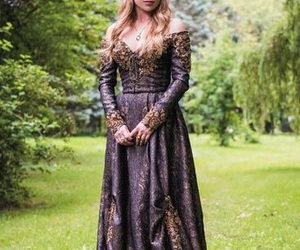 reign, dress, and greer image