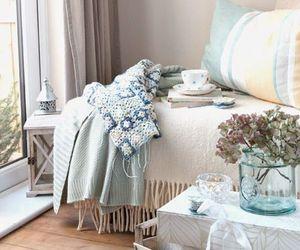 vintage, bedroom, and cottage image