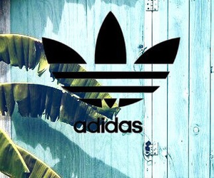 summer, adidas, and wallpaper image
