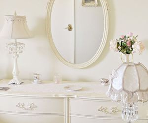 bedroom, home, and shabby chic image