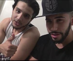 handsome, adam saleh, and adam saleh vlogs image