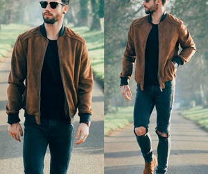 moda, fashion, and men image