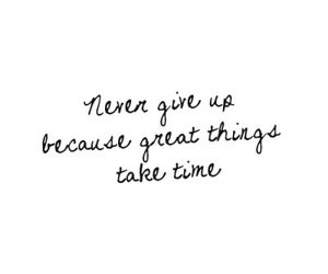 quotes, time, and motivation image