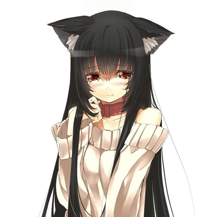 280 images about anime neko girls on we heart it see more about