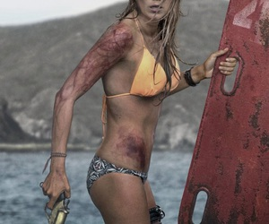 blake lively, the shallows, and the shallows movie image