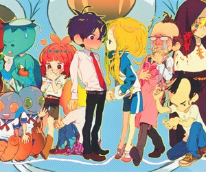 anime and arakawa under the bridge image