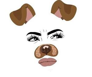 snapchat and makeup image