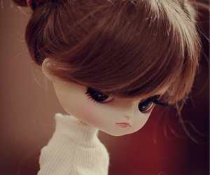art, doll, and sweet image