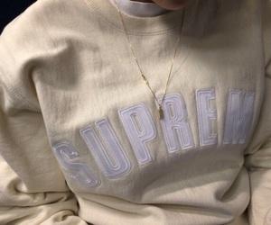 fashion, supreme, and style image