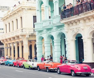 cuba and love image