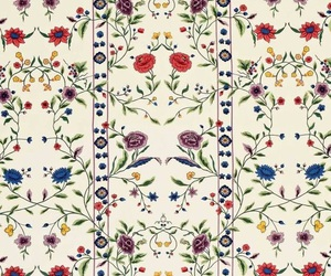 cool, floral, and flora image