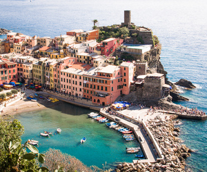 italy and vernazza image
