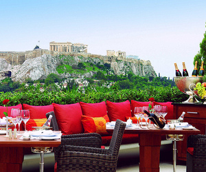 beautiful, luxury, and Athens image