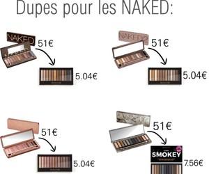 makeup revolution, dupes, and drugstore makeup image