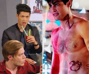 Hot, lightwood, and magnus image