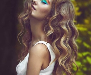 hair, makeup, and hairstyle image
