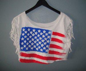 usa, shirt, and america image
