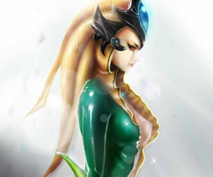 league of legends, lol, and nami image