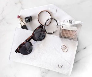 sunglasses, style, and white image