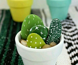 diy, cactus, and decor image