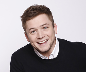 actor, taron egerton, and eggsy image