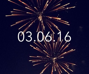 firework, 💋, and 🙏 image
