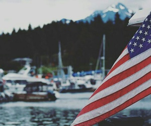 america, flag, and stripes image
