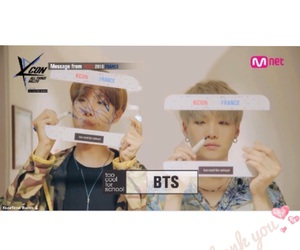 bts, j-hope, and yoonseok image