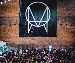 block party, flag, and owsla image