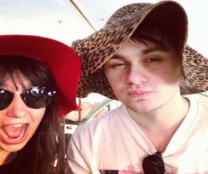 fancy, fancy hat, and muchael clifford image