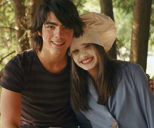 demi lovato, Joe Jonas, and love image