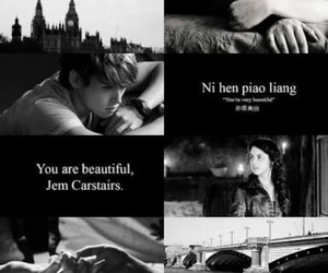 jem carstairs, tessa gray, and the infernal divices image