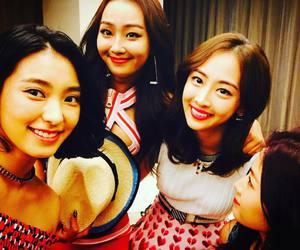 bora, soyou, and kpop image