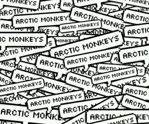 wallpaper, arctic monkeys, and background image