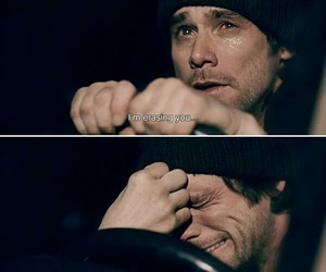 sad, eternal sunshine of the spotless mind, and movie image