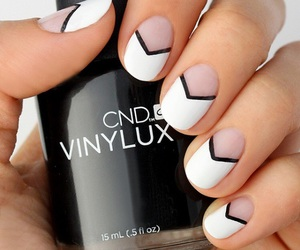 chic, cute, and nails image