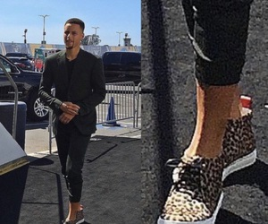 curry, shoes, and warriors image