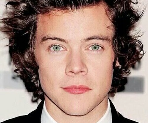 styles, onedirection, and harry image