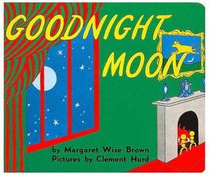 children and goodnight moon image