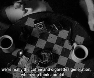 coffee, generation, and people image