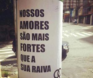 brasil, português, and pichação image