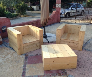 pallet recycled, pallet creations, and pallet plans image