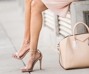 dress, Givenchy, and Nude image