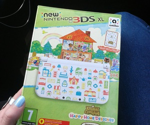 animal crossing, 3ds, and nintendo 3ds image