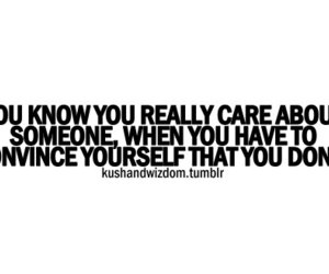 care, text, and quote image